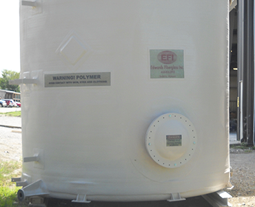Industrial Chemical Tanks